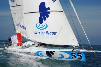 Steve White - Toe in the Water