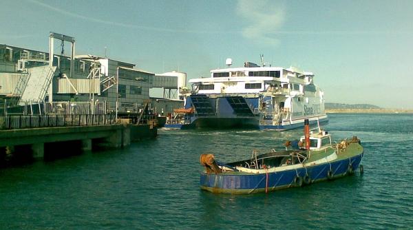 Stena Lynx III ferry