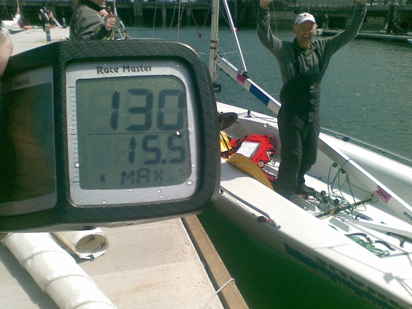 15.5 kts top speed